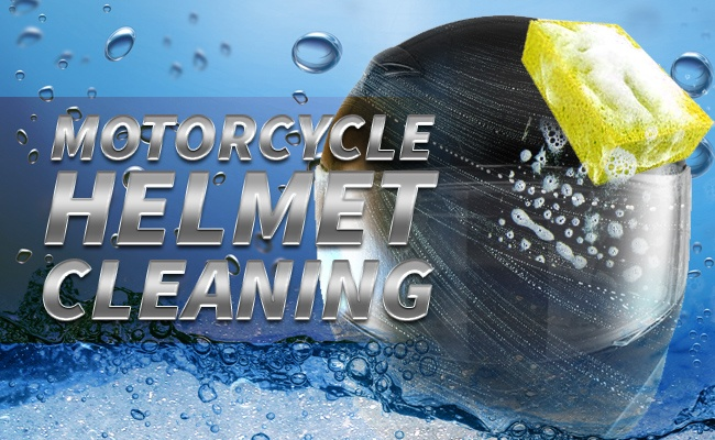 how-to-clean-motorcycle-helmet
